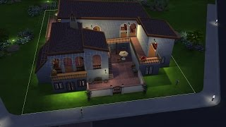 The Sims 4 Gameplay/build Mode: Million Dollar Mansion Part 1