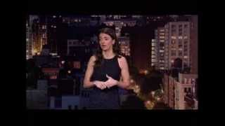 Carmen Lynch on The Late Show with David Letterman