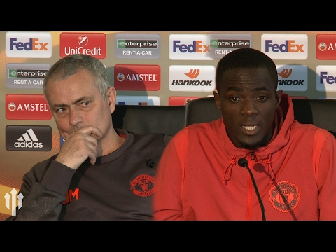 Jose Mourinho & Eric Bailly FULL PRESS CONFERENCE! Manchester United vs Saint Etienne