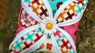 DIY Cushion Cover Design || Cushion Cover Ideas || Do It Yourself || ImAan Ali