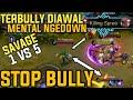 Mental Ngedown Terbully Diawal Stop Bully  Mp3 - Mp4 Download