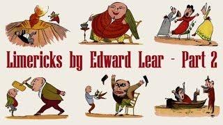 Limericks By Edward Lear - Part 2
