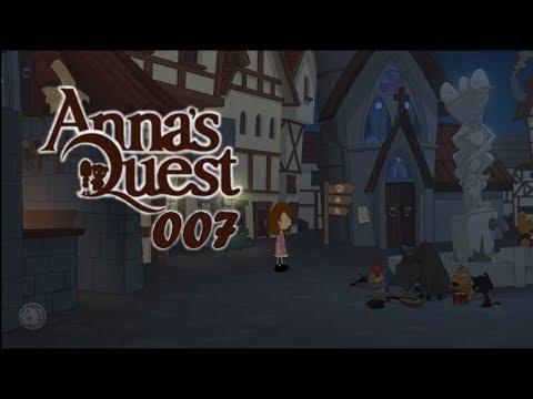 [007] Anna's Quest - Ein Hahn names Beethoven [GERMAN/DEUTSCH]