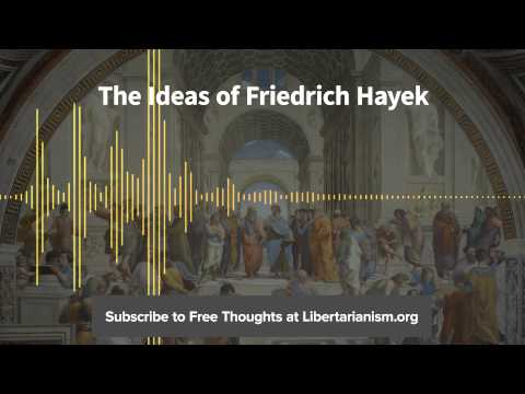 Episode 85: The Ideas of Friedrich Hayek (with Steven Horwitz)