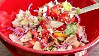 Самый вкусный салат на праздник и бонус рецепт в подарок.