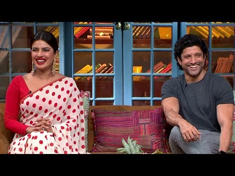 "The Kapil Sharma Show - Movie ""The Sky Is Pink"" Episode Uncensored 