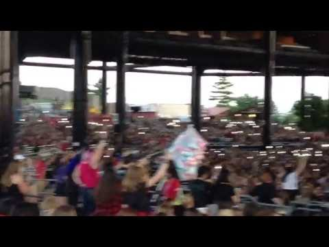 ONE OK ROCK:New Song @Hallywood Casino Amphitheater Chicago Tinley Park, IL