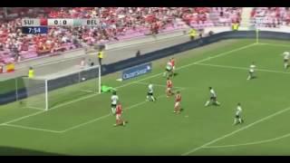 Suisse vs Belgique 1-2 Résumé
