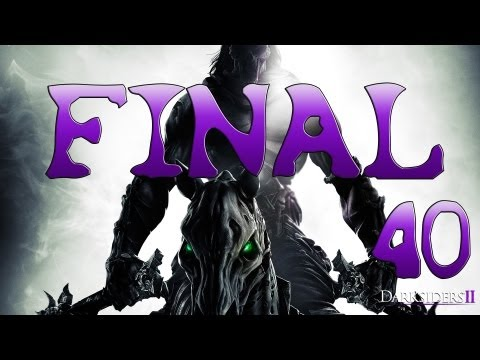 DarkSiders II Walkthrough - Darksiders 2 Walkthrough Español Parte 40 | La Misión Final El Pozo de las Almas | Ending FINAL!