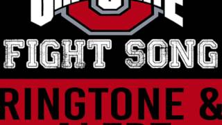 Ohio State Fight Song Theme Ringtone and Alert