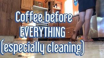 Need coffee.  Kitchen life cam