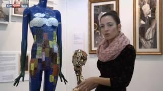 تركيا.. مجسمات تشكيلية عن المرأة والأرض