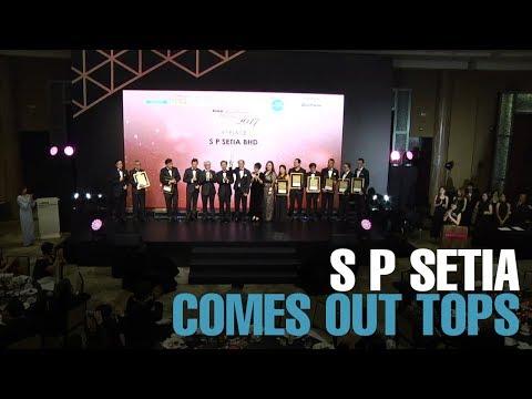 NEWS: S P Setia is Malaysia's top property developer