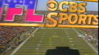 1988 Packers at Vikings - Opening Montage