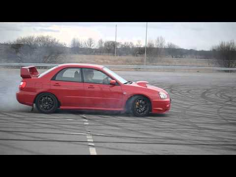 How to kill Subaru Impreza WRX Sti