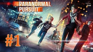 Paranormal Pursuit: The Gifted One Walkthrough | Part 1