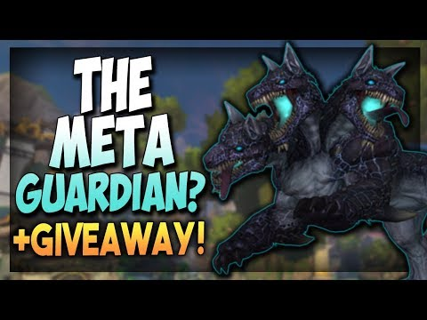 Smite: The Guardian Meta? (+Giveaway!) - Masters Ranked Duel