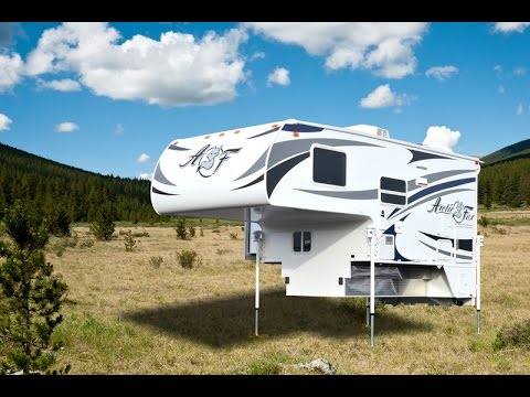 Perfect Quick Tour Of The NEW Arctic Fox 811. - YouTube