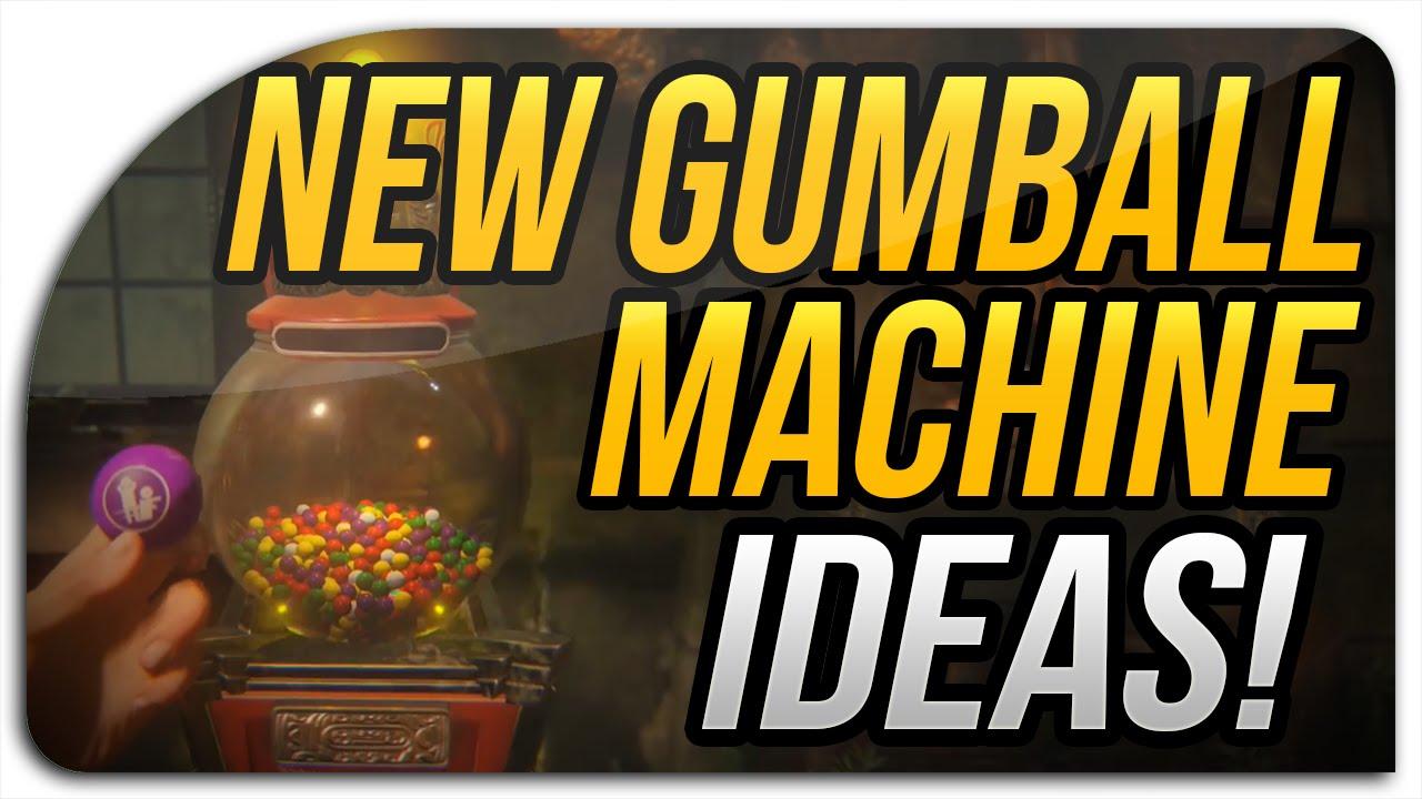 black ops 3 gumball machine