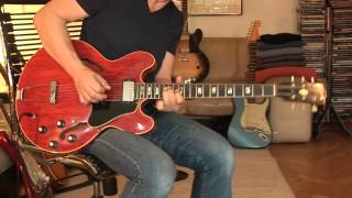 1969 Gibson ES-335, cherry, Part2