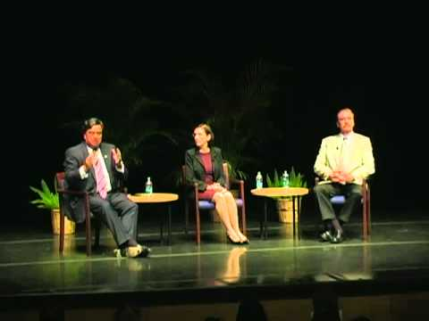 Impact Symposium 2012 with Vicente Fox and Bill Richardson