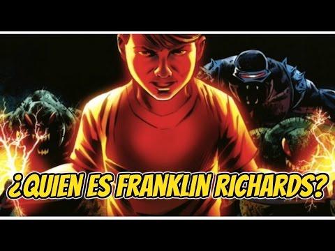 ¿QUIEN ES FRANKLIN RICHARDS?