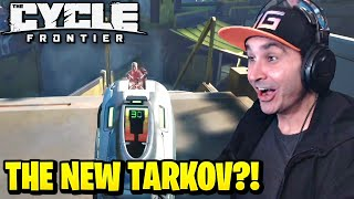 Summit1g Plays NEW GĄME The Cycle: Frontier & Uses MOST OP WEAPON!