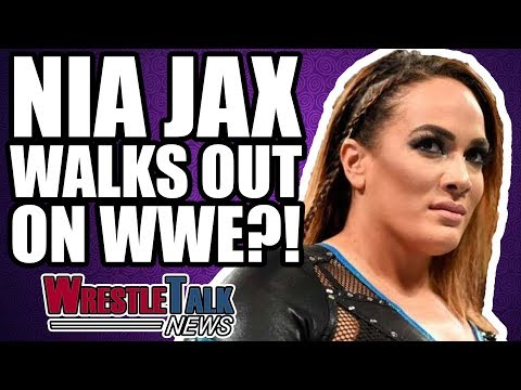 Nia Jax WALKS OUT Of WWE Raw?! | WrestleTalk News Oct. 2017