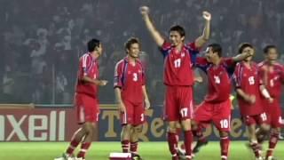 ไฮไลท์ย้อนรอยนัดชิงไทเกอร์คัพปี 2002 อินโดนีเซีย vs ไทย เอเชีย