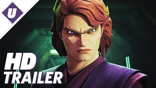 Star Wars: Clone Wars - Official Season 7 Release Date Trailer