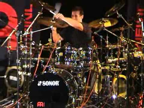 THOMAS LANG DRUM CLINIC