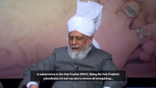 Hazrat Mirza Masroor Ahmad  - Khilafat Day Address