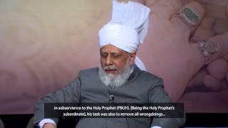 Hazrat Mirza Masroor Ahmad  - Khilafat Day Address