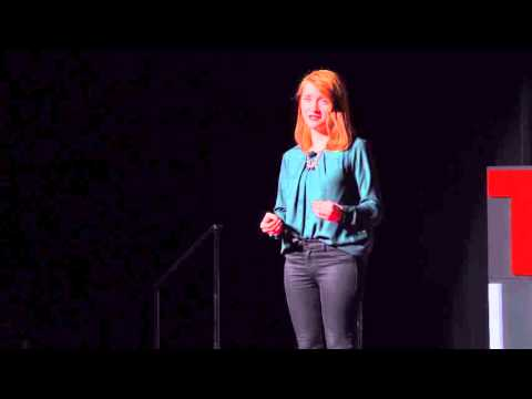 Saying the Hard Things: The Power of Speaking Up | Amanda Springob | TEDxUWMilwaukee
