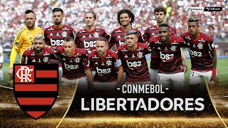 All Flamengo's matches in the 2019 Copa Libertadores