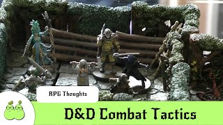 D&D Combat Tactics: Player Character Mistakes 2