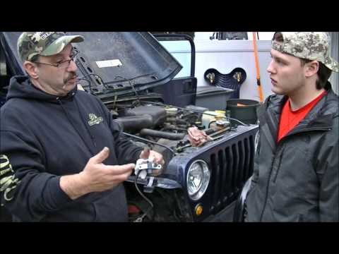 Fix & Repair a P1391 Code on a Jeep Wrangler, Cherokee or Similar