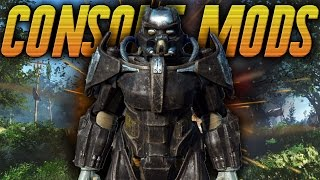 Fallout 4 Console Mods - 5 Awesome Mods To Download #7 (Console Mods)