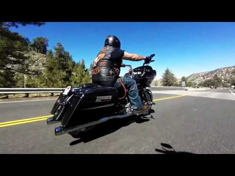 INFIDEL RIDERS MC HIGH PLAINS CHAPTER RIDE TO WRIGHTWOOD EASTER WEEKEND 2016