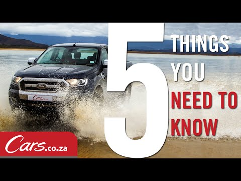 2016 Ford Ranger - 5 Things You Need To Know