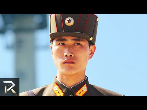 Everything You SHOULD Know About The North Korea Military | COMPILATION