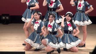 チーム8鳥取しゃんしゃん祭り 鈴なるコンサート ポニーテールとシュシ...