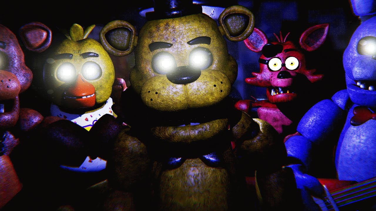escaping freddy fazbears pizzeria five nights at freddys 3d