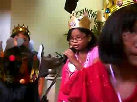 Castle and Crowns VBS 2008 - Memory Verses 1 of 2