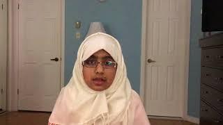 Surah Kausar For Kids....learn Sura Kausar..۰۰۰۰سورہ الکوثر