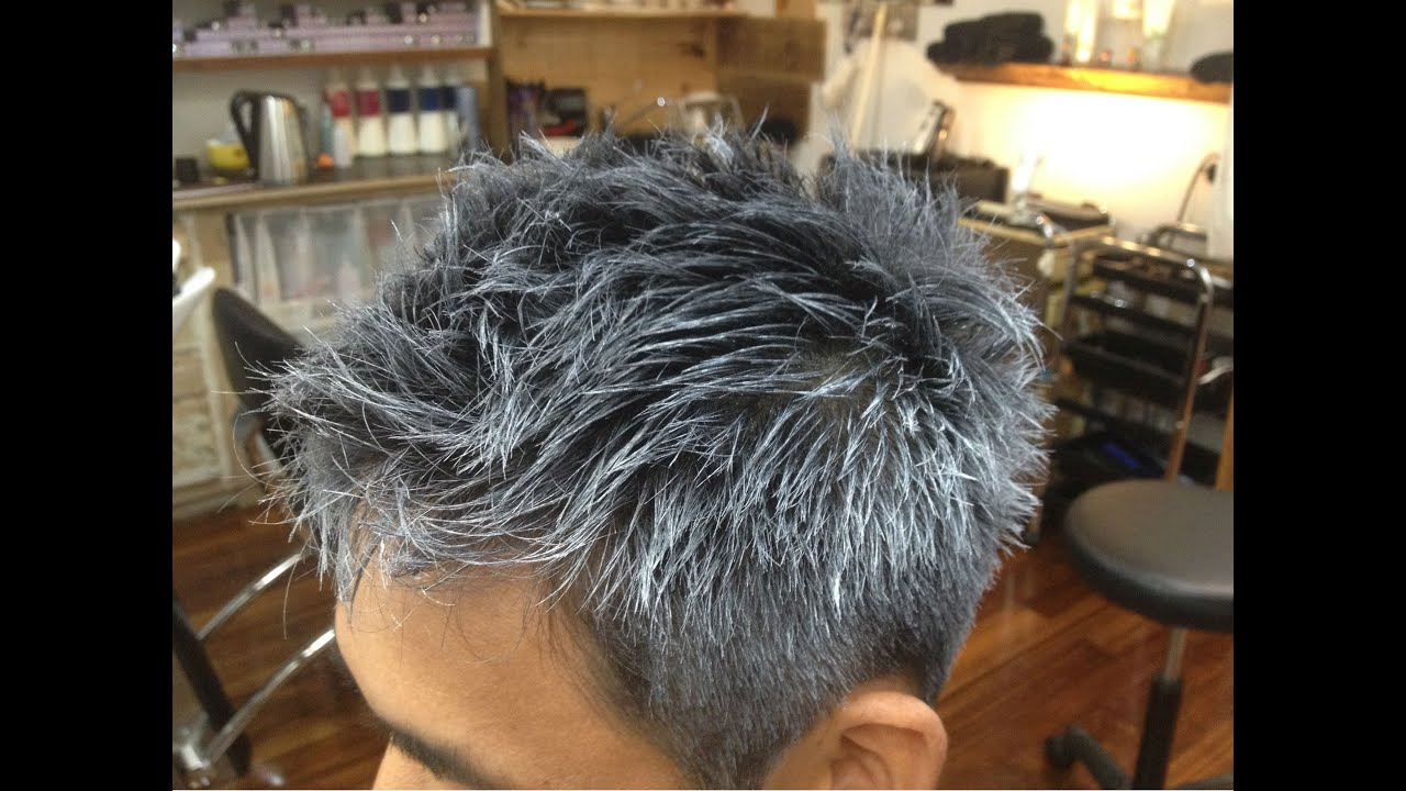 Silver Ash Hair Wax Youtube