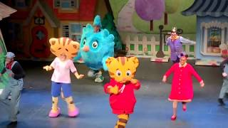 Daniel Tiger Live. King for a day. Introduction. It's a beautiful day in the Neighborhood theme song
