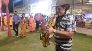 Churalia hai tumne jo dil ko Instrumental on saxophone by SJ Prasanna  (09243104505,Bangalore)