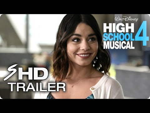 High School Musical 4 2018 Teaser Trailer #1  Concept Disney Musical Movie HD