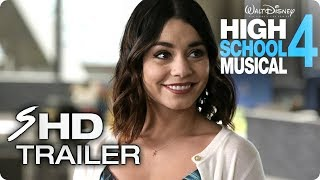 High School Musical 4 (2018) Teaser Trailer #1 Concept - Disney Musical Movie HD